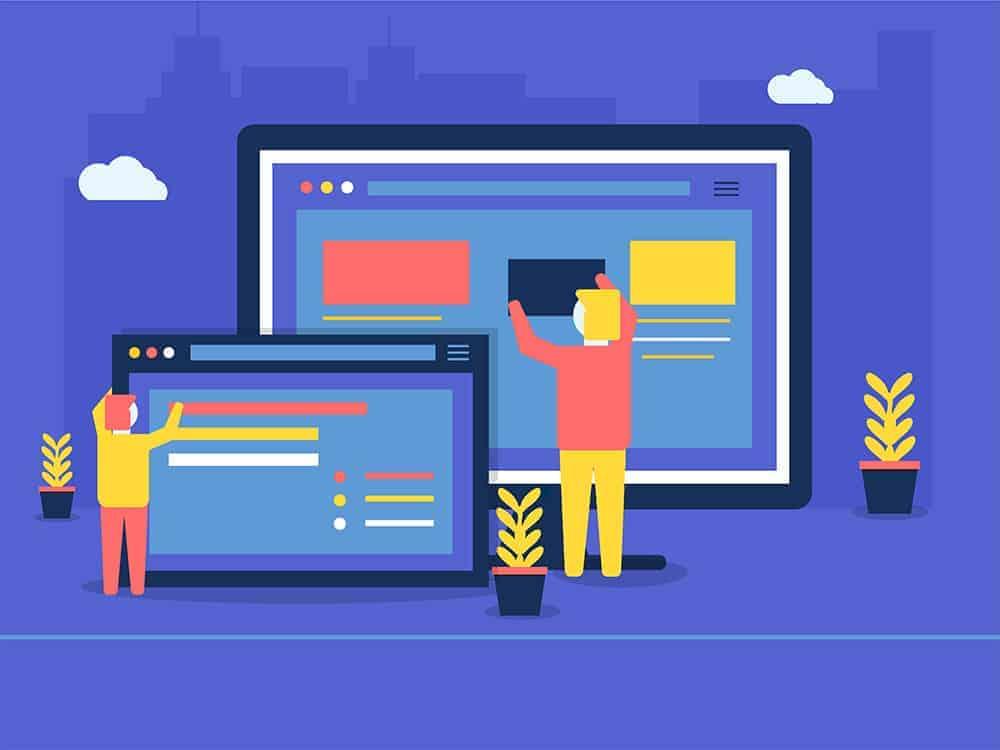 maintain website dashboard