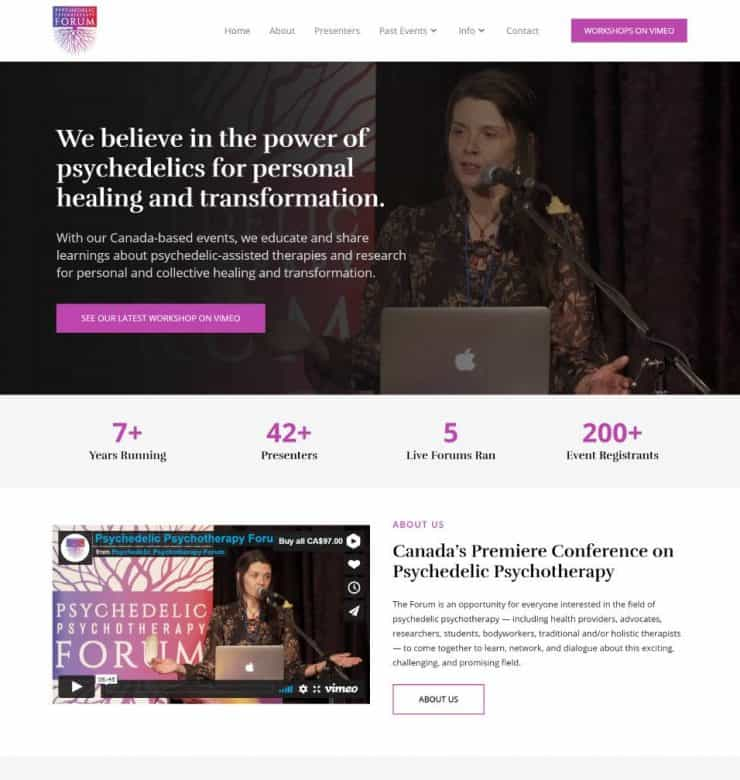 Psychedelic Psychotherapy forum