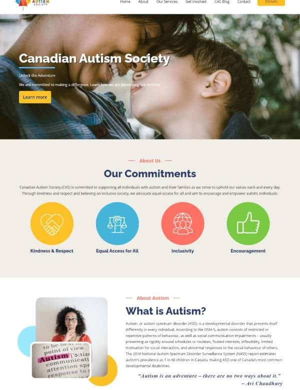 Canadian Autism Society