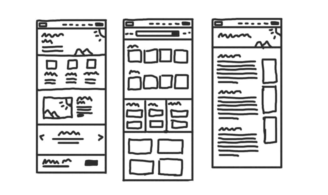 creating own website