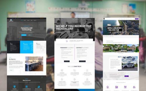 school website project