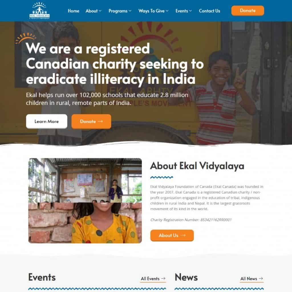 ekal canada website