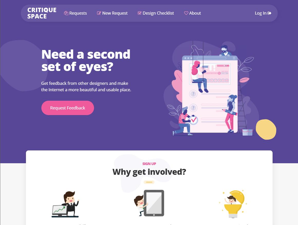 toronto web design mochup